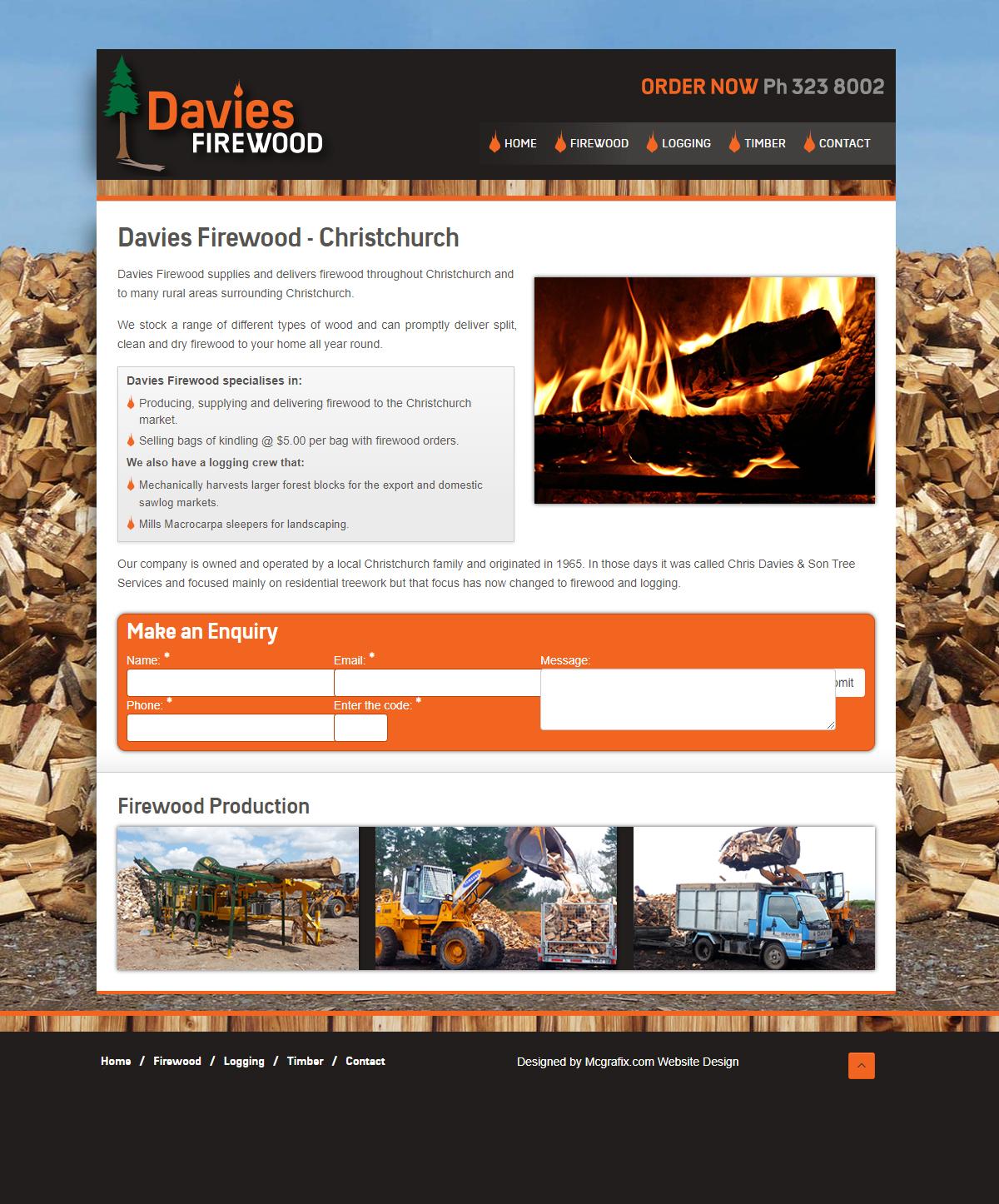 daviesfirewood-before